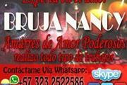 NANCY, HECHIZOS Y AMARRES DE AMOR CON MAGIA VUDÙ.