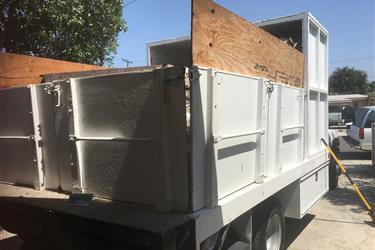 Limpieza y recolección basura en Los Angeles