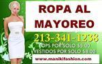 ROPA FASHION DE MARCA en Los Angeles