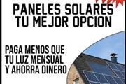 Paneles solares thumbnail