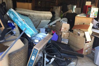 Removemos escombros en Los Angeles