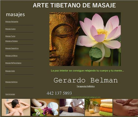 ARTE MASAJE TIBETANO image 2