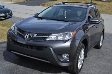 2014 TOYOTA RAV4 LIMITED en Los Angeles