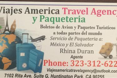 VIAJA,PASEOS,PAQUETERIA Y MAS en Los Angeles