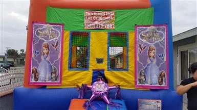 jumper, mesas sillas piñatas. image 2