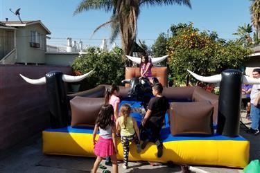 WATER SLIDE'S Y TORO MECANICO* en Los Angeles