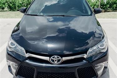 2015 Toyota CAMRY SE en Los Angeles