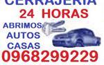 CERRAJERIA AUTOMOTRIZ 24 HRS en Quito
