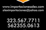 ALEX IMPORTACIONES 81- 2013