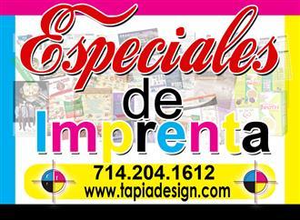 Servicios de Imprenta image 3