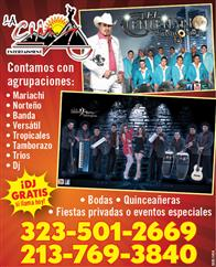 La Cima Entertainment image 2