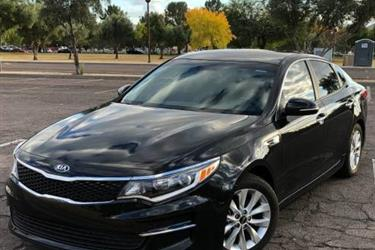 2016 Kia Optima LX en Los Angeles
