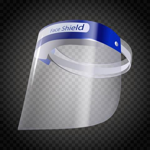 Buy Transparent Face Shields for Staying Safe