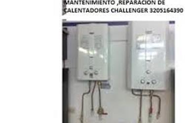 Challenger calentadores en Barranquilla