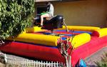 "TORO MECANICO/*WATER SLIDE""S** en Los Angeles County"