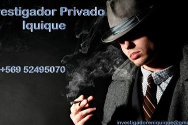 INVESTIGADORES PRIVADOS en Iquique