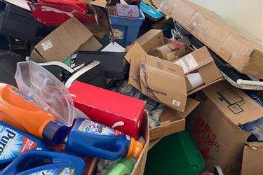 basura recoleccion en Los Angeles