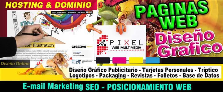 DISEÑADOR DE PAGINAS WEB - SEO image 2