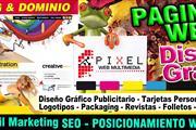 DISEÑADOR DE PAGINAS WEB - SEO thumbnail