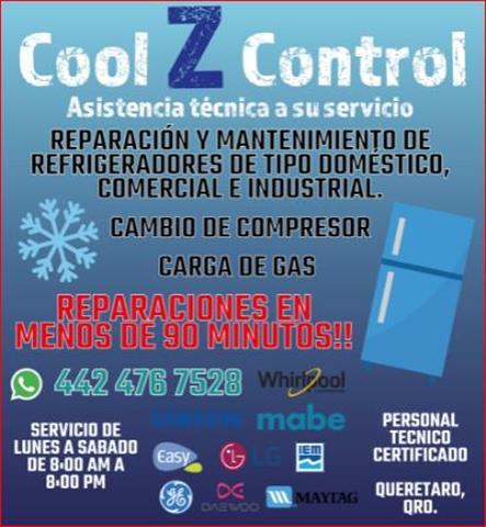 Cool Z Control Reparaciones image 1