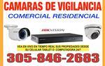MIAMI CAMARAS DE VIGILANCIA en Miami