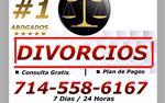 ⚖️ #1 DIVORCIOS en Los Angeles