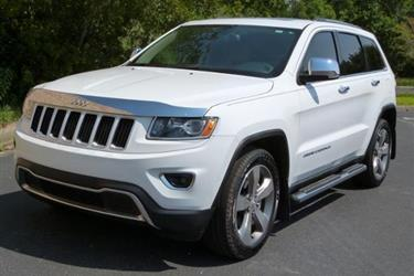 2014 Jeep Grand Cherokee LTD en Los Angeles