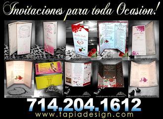 INVITACIONES MODERNAS Y NUEVAS image 4