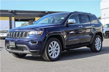 2017 Jeep Grand Cherokee Limit en Los Angeles County