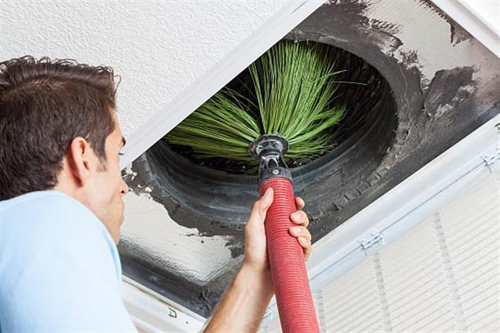 Air Duct Cleaning Services image 1