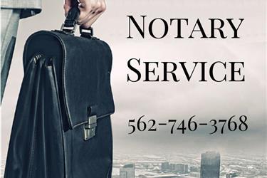 Servicio de Notaría Publica en Los Angeles