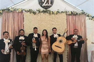 Un Mariachi Todo Evento! en Los Angeles County