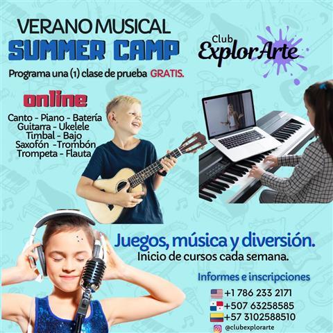 Piano, Guitar & Singing lesson image 1