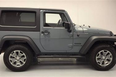 2015 Jeep Wrangler 4WD Sport 2 en Los Angeles