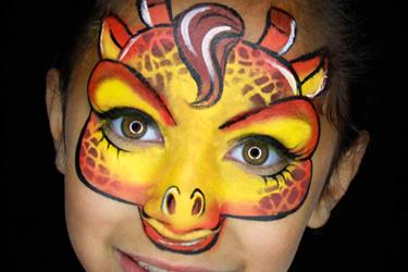 Face Painting ESPECTACULAR!! en Los Angeles