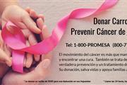 Donar Carro Mujeres con Cáncer thumbnail