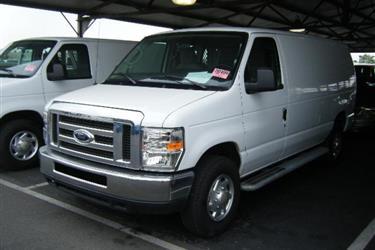 2013 Ford Econoline E250 Cargo en Los Angeles