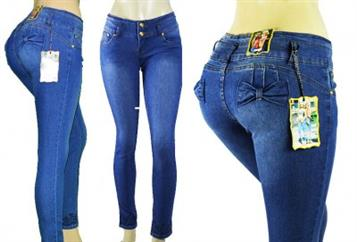 $8185103311 : JEANS COLOMBIANOS $9.99 TX\\\ image 2