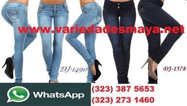 SILVER DIVA JEANS COLOMBIANOS image 1