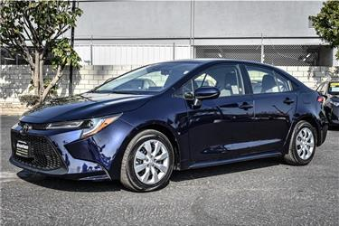 2020 Toyota Corolla LE Sedan $ en Los Angeles