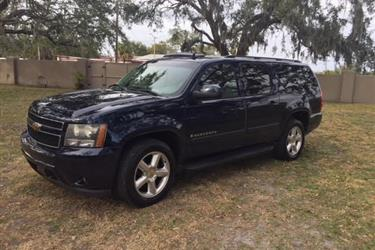 2008 Chevrolet Suburban LT en Los Angeles