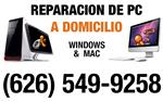SERVICIO EN CASA PC Y MAC en Los Angeles