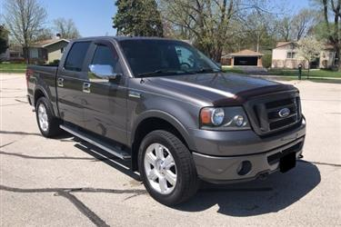2007 Ford F150 FX4 4D en Los Angeles