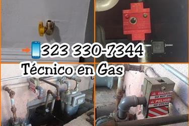 TECNICO EN GAS en Los Angeles