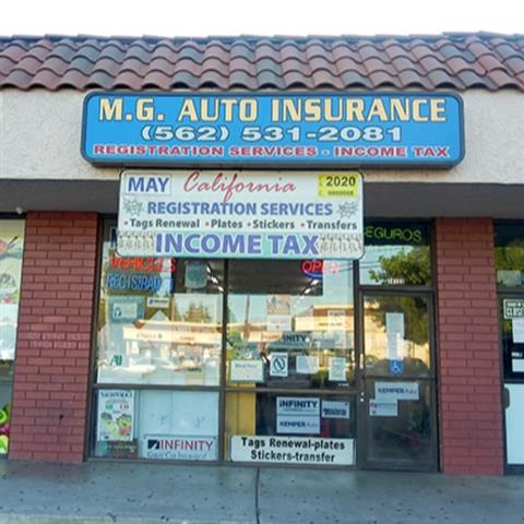 MG INSURANCE AND SERVICES image 2