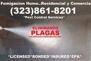 FUMIGACION CUCARACHAS.CHINCHES en Los Angeles County