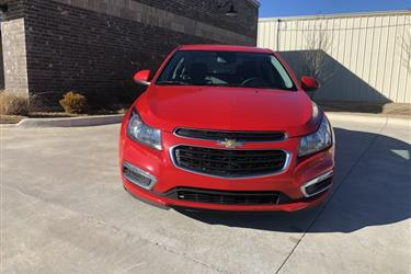 2015 Chevrolet Cruze LT en Los Angeles