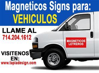 Letreros para su Truck- Carro image 1