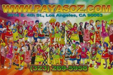 payasoooosss en Orange County